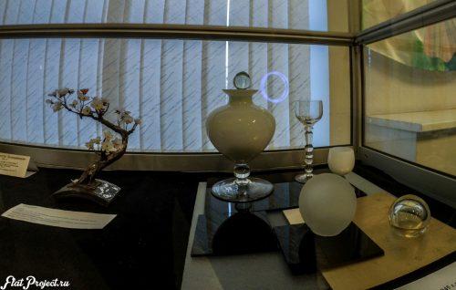 Керамика и стекло на Осенней выставке 2016 — фото 6