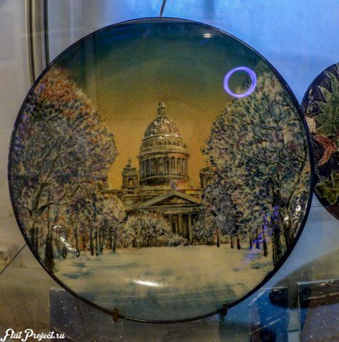 Керамика и стекло на Осенней выставке 2016 — фото 2
