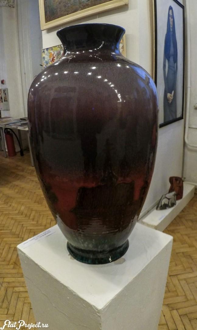 Керамика и стекло на Осенней выставке 2016 — фото 45