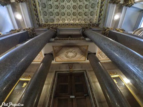 Потолки и декор Казанского собора — фото 40