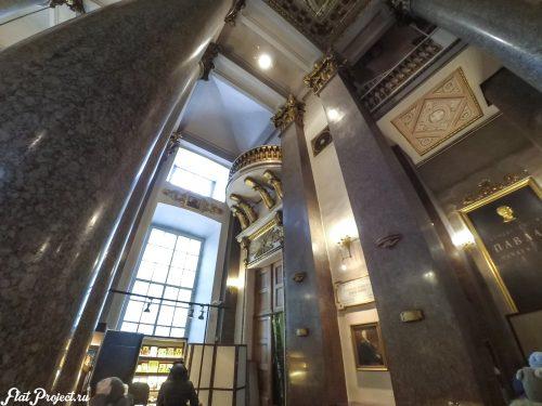 Потолки и декор Казанского собора — фото 12