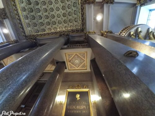 Потолки и декор Казанского собора — фото 57