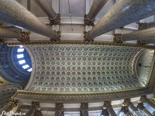 Потолки и декор Казанского собора — фото 58