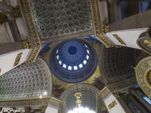 Потолки и декор Казанского собора — фото 20