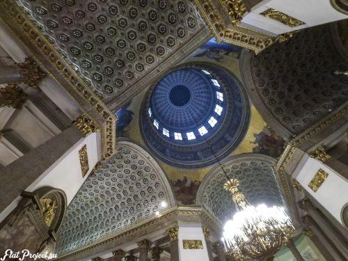 Потолки и декор Казанского собора — фото 60