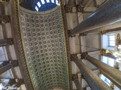 Потолки и декор Казанского собора — фото 46