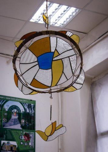 Витражи и стекло в СПб СХ — фото 8