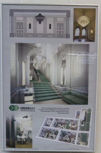 Дизайн, декор и реставрация в СПб СХ — фото 18