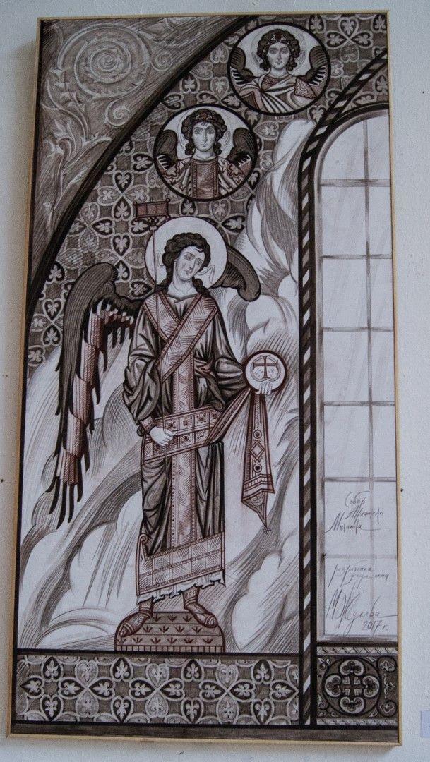 Дизайн, декор и реставрация в СПб СХ — фото 94