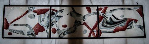 Витражи и стекло в СПб СХ — фото 17