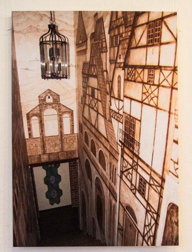 Дизайн, декор и реставрация в СПб СХ — фото 102