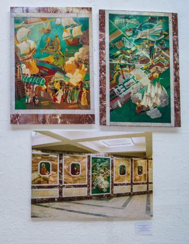 Дизайн, декор и реставрация в СПб СХ — фото 117