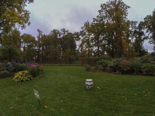 Собственный сад дворца Коттедж — фото 2