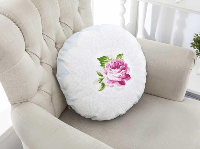 Декоративная подушка Peony