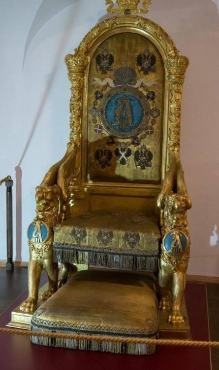 Личные покои Александра III