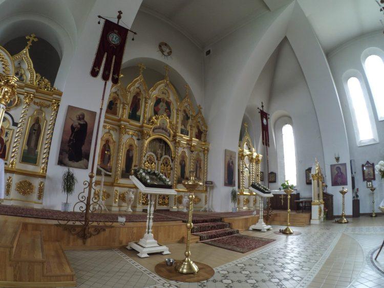 Храм святого Алексия митрополита Московского в Тайцах