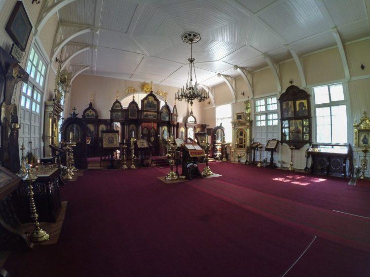 Церковь святого равноапостольного князя Владимира