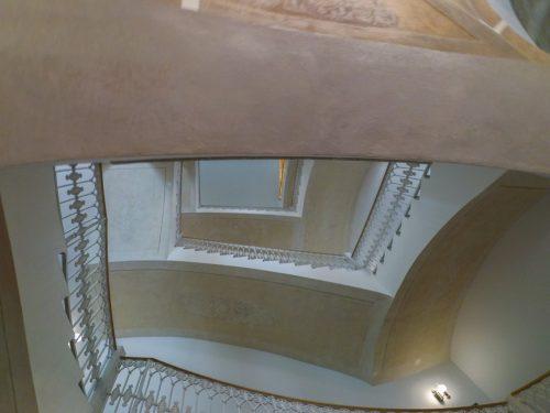 Роспись потолка на лестнице Главного Штаба — фото 3
