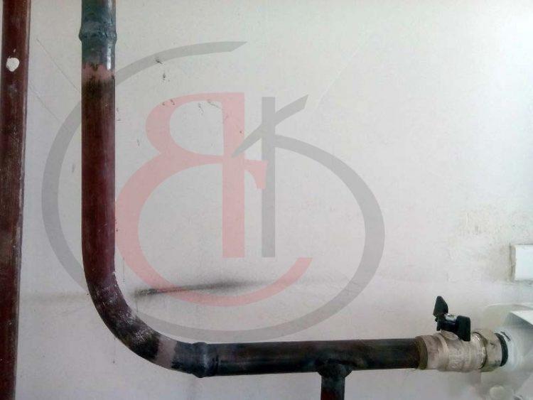 Сварка труб при ремонте сантехнических коммуникаций