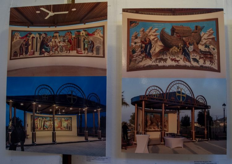 Дизайн, декор и реставрация на выставке Осень 2018 в СПб СХ DSC01985