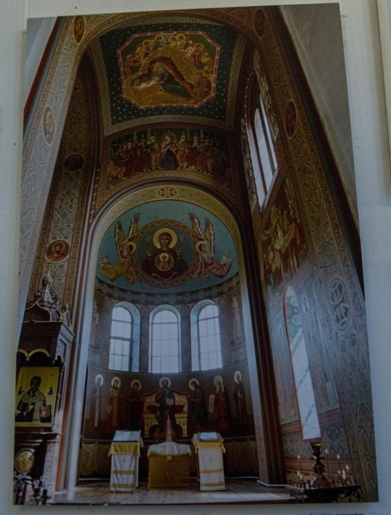 Дизайн, декор и реставрация на выставке Осень 2018 в СПб СХ DSC02002