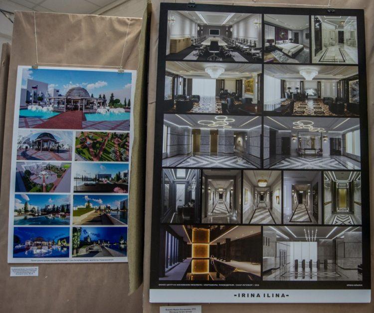 Дизайн, декор и реставрация на выставке Осень 2018 в СПб СХ DSC02020