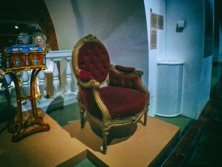 YDXJ8789-Мебель XIX века -  эпоха историзма