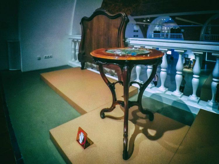 YDXJ8799-Мебель XIX века -  эпоха историзма