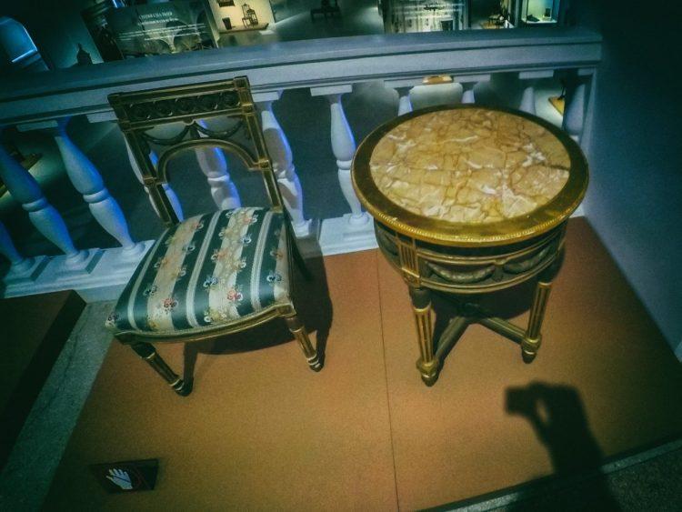 YDXJ8813-Мебель XIX века -  эпоха историзма