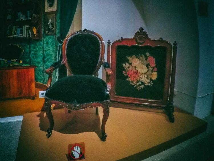 YDXJ8815-Мебель XIX века -  эпоха историзма