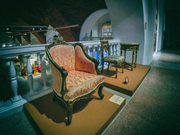 YDXJ8816-Мебель XIX века -  эпоха историзма