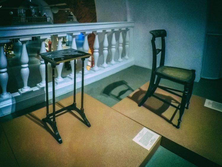 YDXJ8838-Мебель XIX века -  эпоха историзма