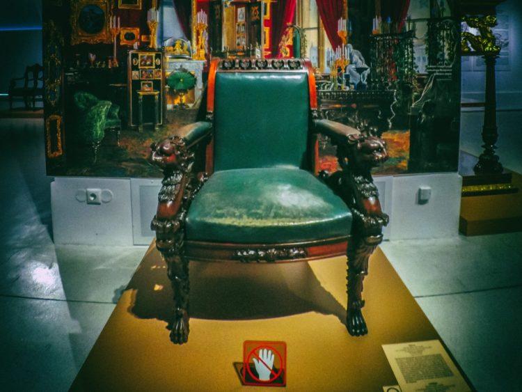 YDXJ8856-Мебель XIX века -  эпоха историзма