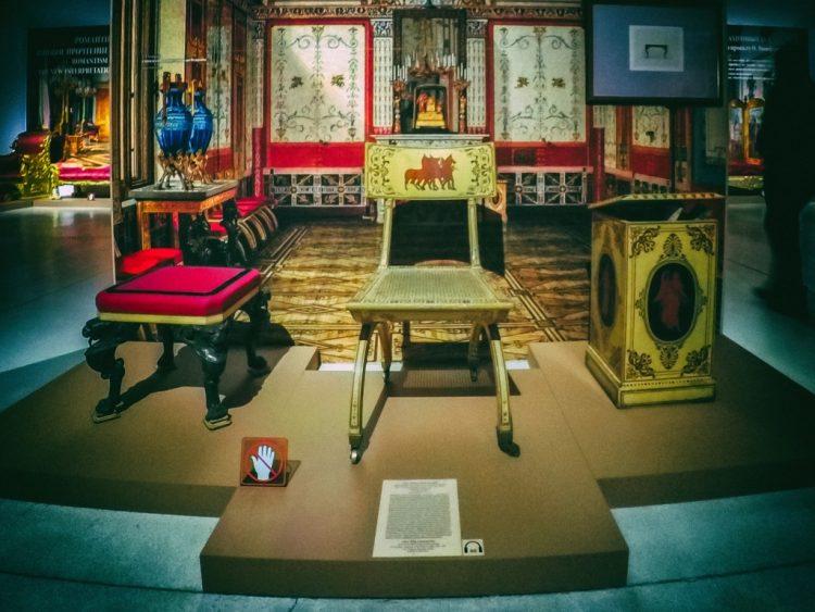 YDXJ8859-Мебель XIX века -  эпоха историзма