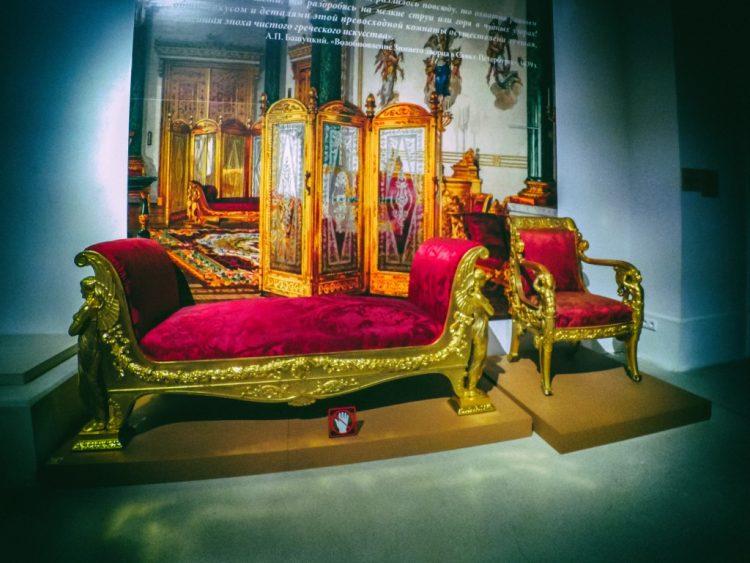 YDXJ8865-Мебель XIX века -  эпоха историзма