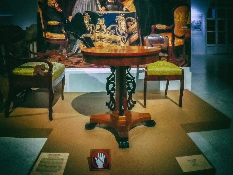 YDXJ8873-Мебель XIX века -  эпоха историзма
