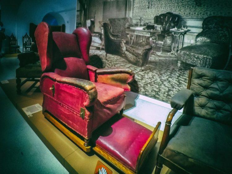 YDXJ8882-Мебель XIX века -  эпоха историзма