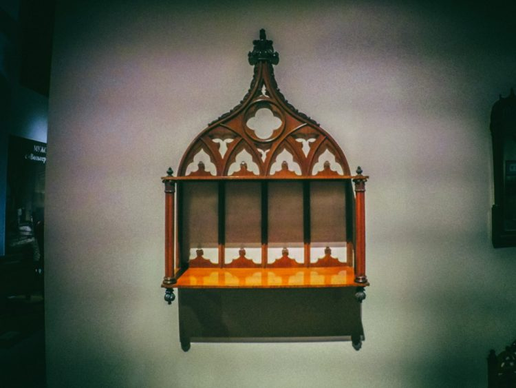 YDXJ8889-Мебель XIX века -  эпоха историзма