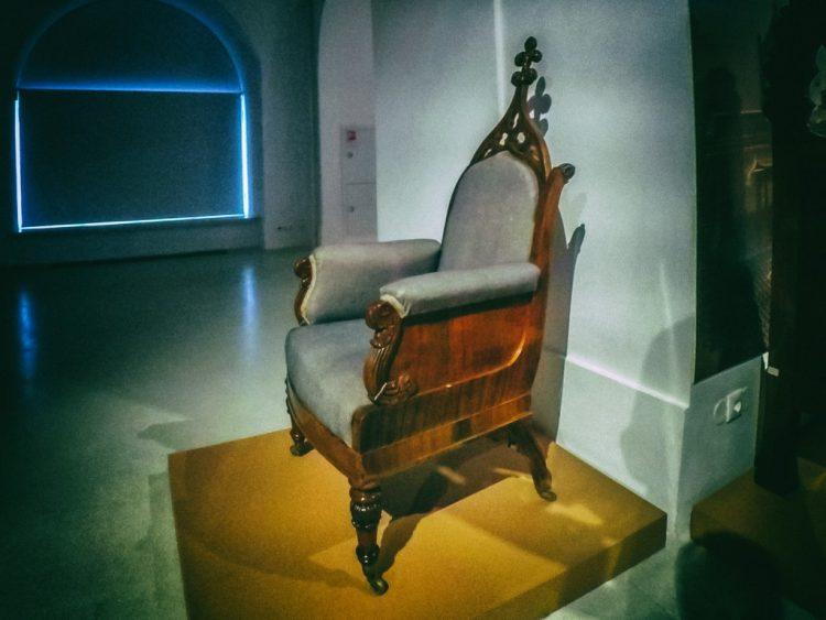 YDXJ8896-Мебель XIX века -  эпоха историзма
