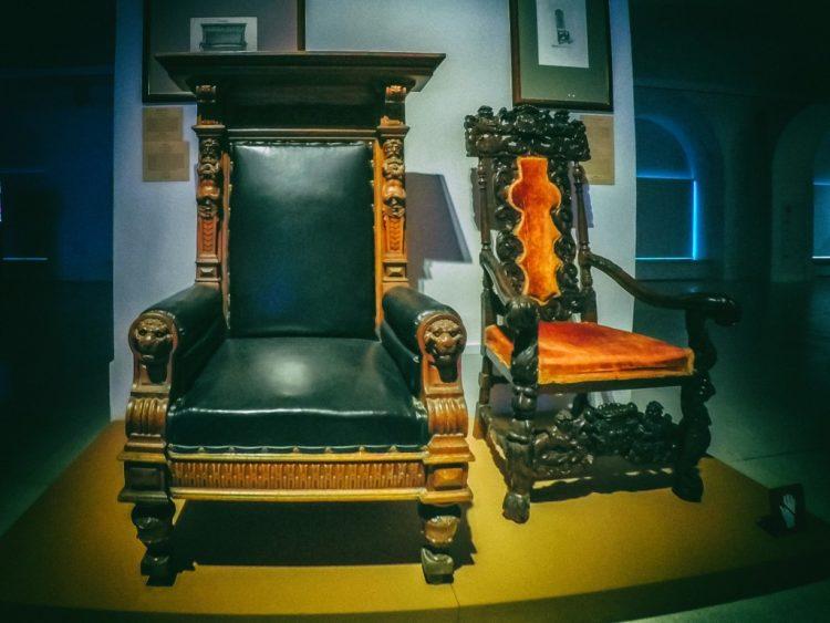 YDXJ8902-Мебель XIX века -  эпоха историзма