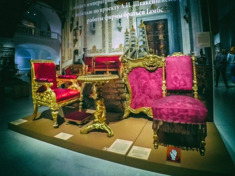 YDXJ8910-Мебель XIX века -  эпоха историзма