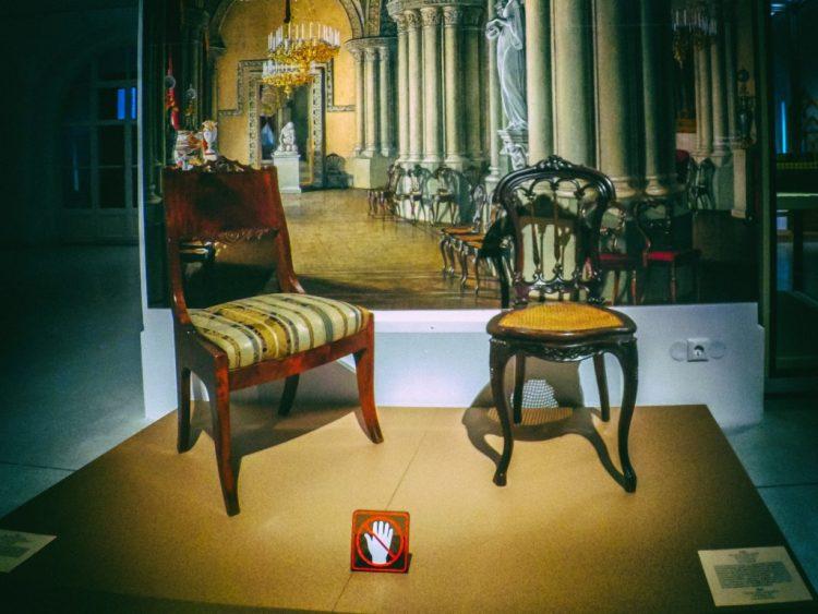 YDXJ8925-Мебель XIX века -  эпоха историзма