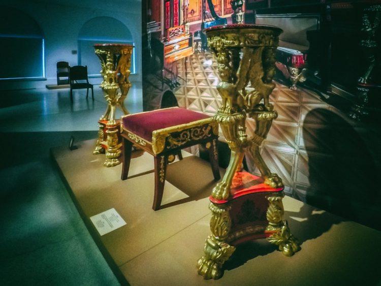 YDXJ8939-Мебель XIX века -  эпоха историзма