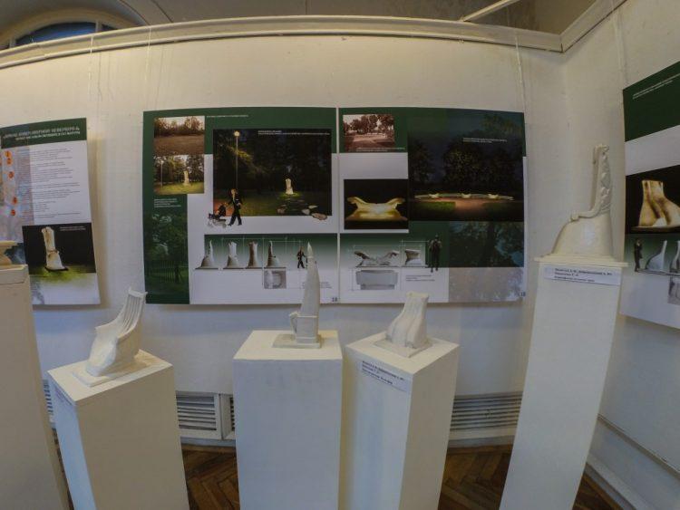 Дизайн, декор и реставрация на выставке Осень 2018 в СПб СХ YDXJ8971