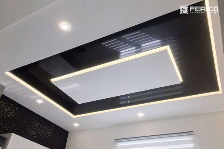 Натяжной потолок Ferico