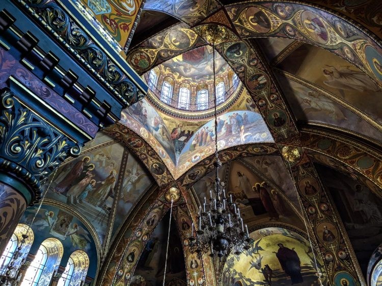 Успенская церковь на Васильевском острове