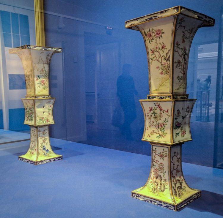 Предметы интерьера эпохи династии Цин