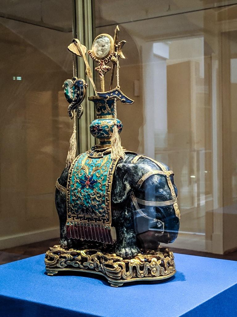 Китайские предметы интерьера эпохи династии Цин