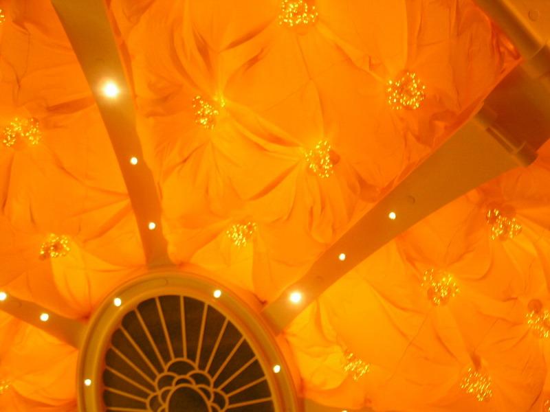 Креативный потолок — фото 21