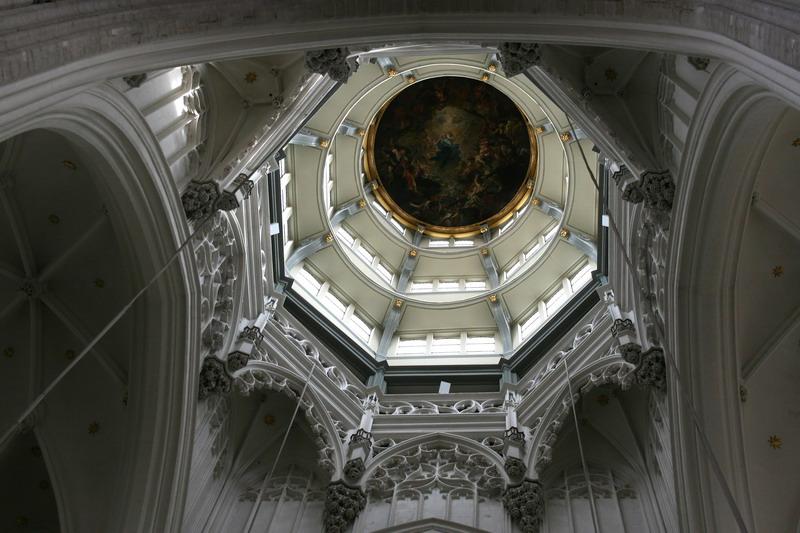 Роспись потолка — фото 145